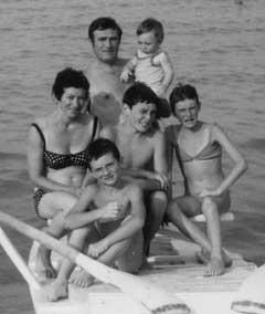 famiglia Remonti a Bellaria
